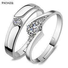rings love couple images Romantic love couple rings high grade boutique fashion open jpg