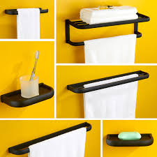 luxuary contemporary bathroom accessories set all in one package