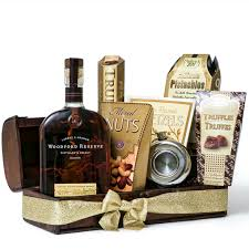 bourbon gift basket the to the point bourbon gift basket