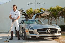 mercedes of miami mercedes to sponsor the miami polo cup