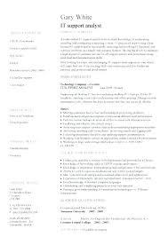 it help desk resume entry level it service desk resume tomoney info