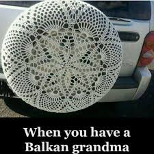 Meme Grandma French - balkan grandma meme by peebee memedroid