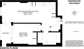 paddington station floor plan 1 bedroom apartment to rent in paddington exchange hermitage