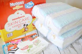 huggies newborn essentials kit eclectic momsense