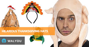 13 most hilarious thanksgiving hats walyou
