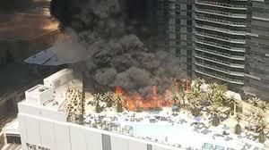 Bamboo Flooring Las Vegas Cosmopolitan Hotel Reopens Pool Where Fire Started In Las Vegas