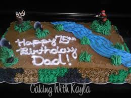 turkey and deer hunting cake cakecentral com
