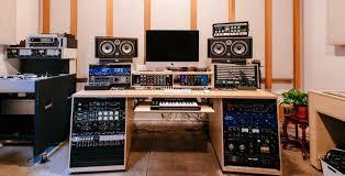 diy recording studio desk recording studio furniture used lustwithalaugh design how to