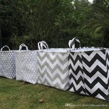 2018 wholesale blanks square storage bin laundry basket gift