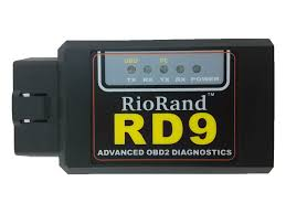 obd2 scanner android riorand rd9 bluetooth obdii obd2 diagnostic scanner android