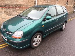 nissan almera tino family car mpv in blandford forum dorset