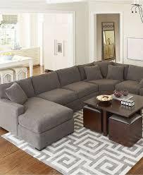 Macys Living Room Furniture Delightful Bedroom Lounge Furniture 1 Radley Fabric Sectional