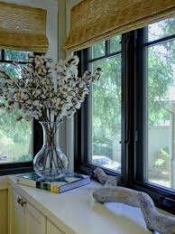 curtain combos bathroom shades windows creative decoration