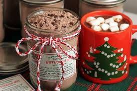 hot chocolate gift chocolate hot cocoa mix