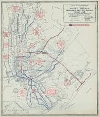 Manhattan Map Subway by Map A History Of Second Avenue Subway Through Vintage Maps