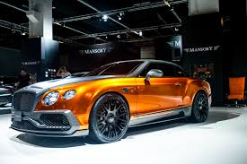 mansory bentley flying spur mansory bentley gtc at 2015 frankfurt auto show modcarmag
