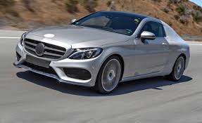 mercedes c200 review 2017 mercedes c class coupe prototype ride review car and