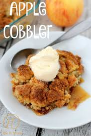 apple cobbler recipe a fall dessert the it