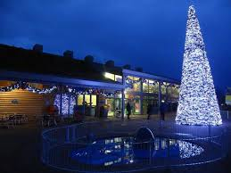 christmas at paultons park guide to getting the best time slots to
