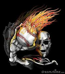 baseball bow tattoos