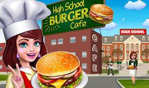 jeux de cuisine burger free haute fille café école hamburger jeu de cuisine 1 0