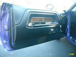 Dodge Challenger 4 Door - 1970 dodge challenger r t coupe black door panel photo 48083604