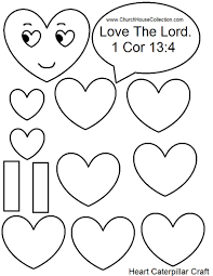 church house collection blog heart caterpillar valentine u0027s day