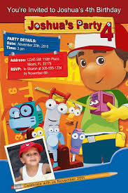 62 handy manny party images birthday party