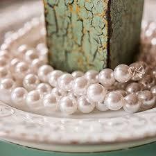 best 25 pearl wedding decorations ideas on vintage