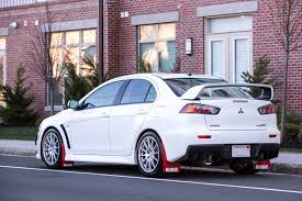 lancer mitsubishi 2012 fs northeast 2012 mitsubishi lancer evolution gsr low miles