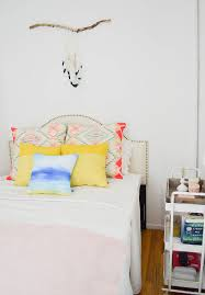 how to make the most out of your small bedroom