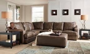 Sofas And Sectionals by Barrington 4265 Leather Sectional Sofas And Sectionals