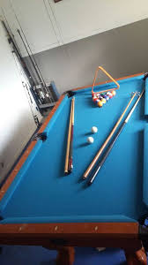 tournament choice pool table 7 ft pool table tournament choice new bumpers and felt games toys