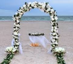 wedding arches coast cocoa wedding rentals and pricing weddings by beasley s floral