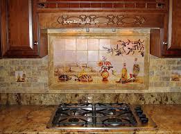kitchen backsplash tile murals backsplash ideas astounding tuscan backsplash tile tuscan wall