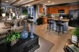 House Plans With Mezzanine Floor by House Plans With Kitchen Open To Family Room Design Spiffy