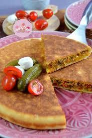 recette de cuisine facile et rapide plat chaud à la viande cuit à la poêle rapide et original salé