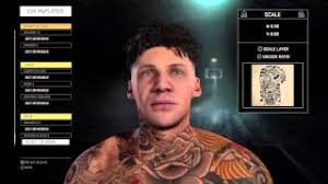 full body tattoo nba 2k16 download nba 2k16 c j west tattoo tutorial requested videos dcyoutube