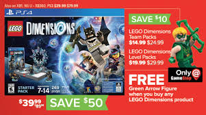 where to buy a ps4 on black friday lego dimensions black friday sales updated 2016 bricks to life