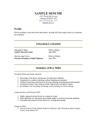 Download A Sample Resume by Wondrous Ideas Resume About Me 2 Examples Of Resumes Show Me A