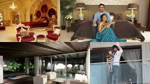 bollywood star homes interiors most expensive bollywood star homes youtube