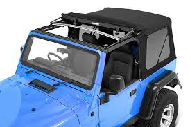 2000 jeep wrangler top replacement tops tops convertible roofs carid com