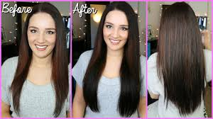 in hair extensions reviews my hair review how to care for clip in hair extensions