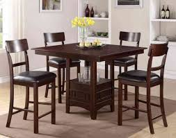 high dining room sets kemper counter height dining room set with 2