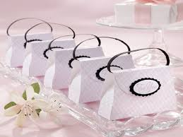 bridal shower gift bags ideas of diy bridal shower favors weddingelation