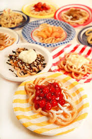 not going to the fair make your own funnel cake the seattle times