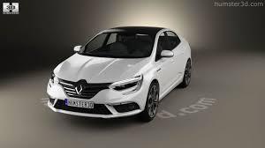 new renault megane sedan 360 view of renault megane sedan 2016 3d model hum3d store