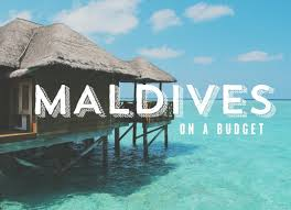 an independent and affordable trip to maldives one week to travel