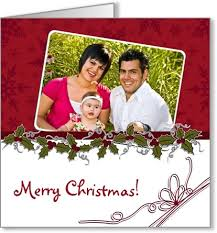 photo insert cards photo insert christmas cards to print at home