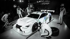 lexus rcf white dear lord it u0027s the lexus rc f gt500 top gear